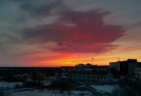 Inuvik Sunset